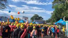 兩萬泳客疫調怎麼作?今年日月潭萬人泳渡不排除停辦