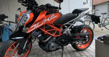 【車主有話說】橘色力量!KTM「390 DUKE」