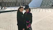 Catherine Zeta-Jones Takes Son and Lookalike Daughter on Three Different Spring Break Trips