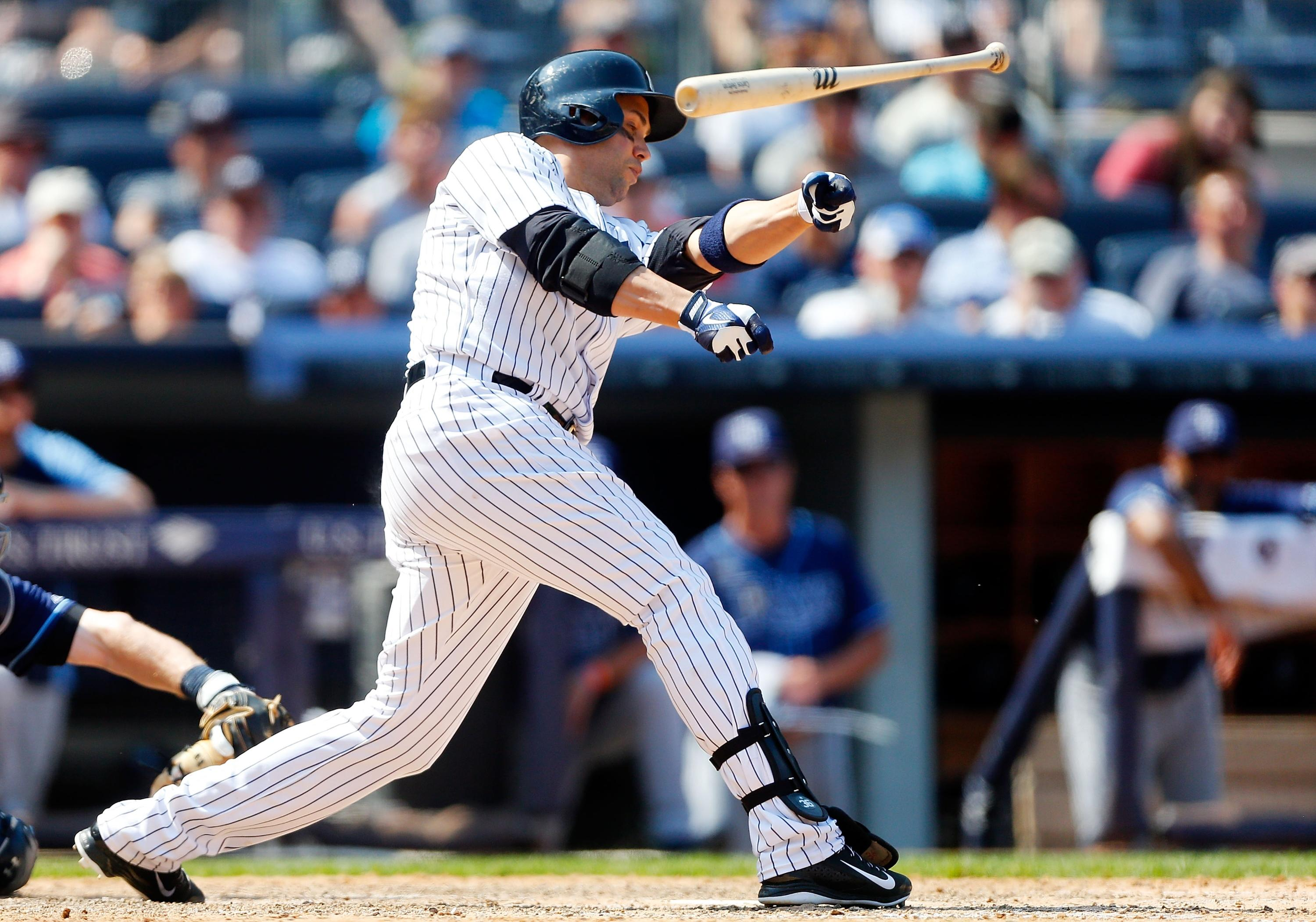 Carlos Beltran Suffers Two Small Facial Fractures After
