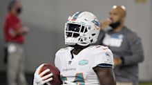 Dolphins Trade Rumors: Jordan Howard Available Ahead of NFL Deadline