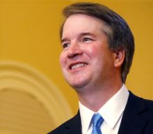 U.S. Justice Kavanaugh upbeat in first major public speech