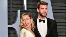 Miley Cyrus und Liam Hemsworth teilen Fotos ihrer geheimen Hochzeit