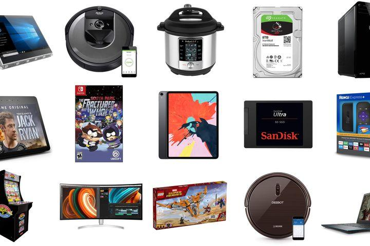 Dell G3 gaming laptop, iRobot Roomba robot vacuum, Instant Pot, iPad Pro, and more deals for Sept. 9