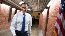 Romney dismisses Democrats' 'moronic' effort to get Trump's tax returns