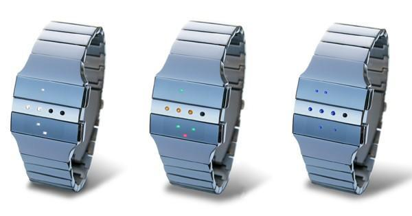 Tokyoflash's Heko watch: the perfect gift for fashionable cryptologists