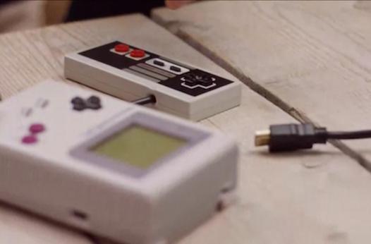 Play original Game Boy games via HDMI with hdmyboy