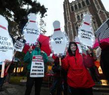 Massive US teachers' strike affects half million pupils