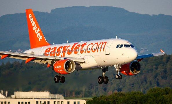 Backless Seats Image on EasyJet Flight Goes Viral