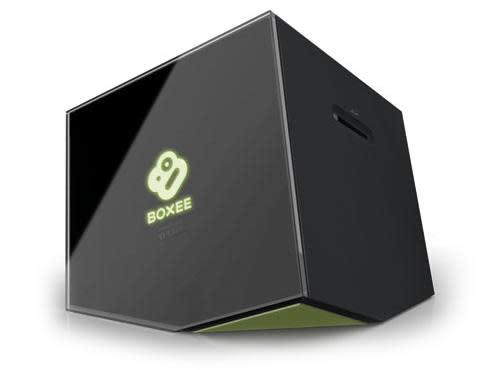 Boxee Box delayed until November