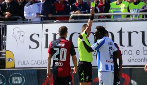 Serie A: Nach Rassismus-Protest: Muntari für ein Spiel gesperrt