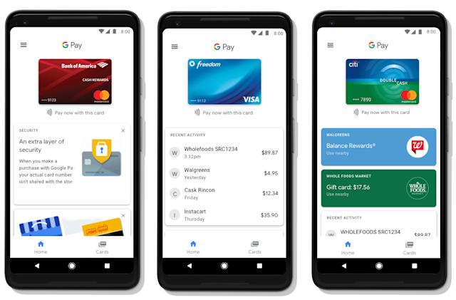 Google Pay is the new Android Pay