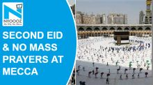 Mecca mosque witnesses major change in Eid prayers from 2019 and 2020