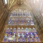 Revealed: Britain's oldest stained glass windows – hiding in plain sight for 900 years