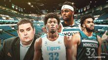 NBA/名記爆:狀元熱門不想去灰狼