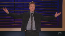 Conan O'Brien shakes up late night with new format, new look