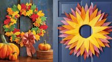 22 Fall Wreaths That'll Add Instant Autumn Flair to Your Door