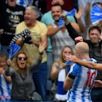 Huddersfield 1 Newcastle United 0: Aaron Mooy hits the target to maintain Town's dream start