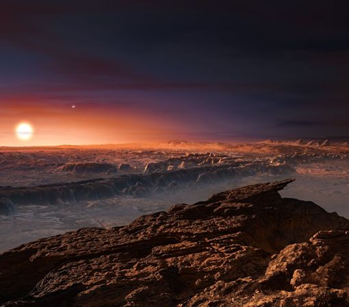 Astronomers just found a new planet that could potentially support life — and it's really, really close