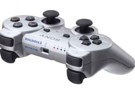Silver DualShock 3 controllers now available at GameStop