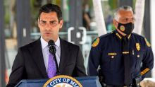 To reassure 'scared' voters, Miami police increase presence at early voting sites
