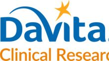 National Kidney Foundation features DaVita Clinical Research Results at 2018 Spring Clinical Meetings