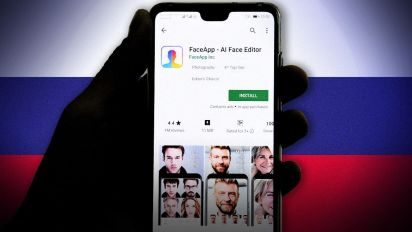 The privacy panic over FaceApp