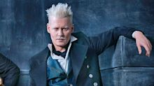 Backlash as director David Yates defends Johnny Depp casting in Fantastic Beasts 2