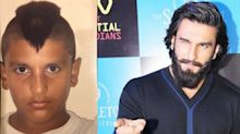Guess How Deepika Reacts to Ranveer's Throwback Mohawk Moment?