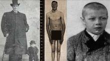 El extraño caso de Adam Rainer: el único humano considerado tanto enano como gigante