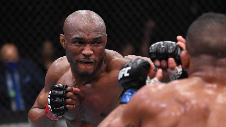 What's driving Usman in rematch against Masvidal