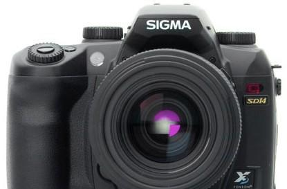 Sigma launches SD14 and DP1 14 megapixel cameras