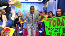 'GMA' Welcomes Michael Strahan