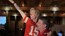 Kansas City Chiefs fans marry as beloved team wins Super Bowl: 'And we all came home with rings'