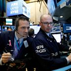 MARKETS: Bank stocks leading as 10-year bond yields crack 3.0%, but watch the surging dollar