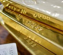 Gold ticks higher as nerves over U.S. tax bill hit dollar