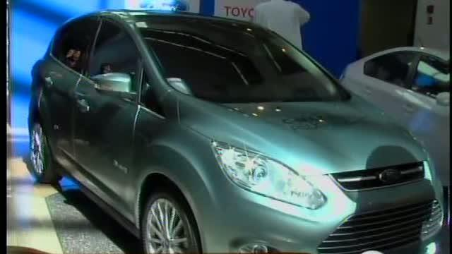 Ford, Toyota to work on hybrids