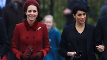 Kate to throw 'second baby shower' for Meghan