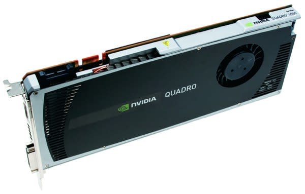 NVIDIA brings the Fermi-packing Quadro 4000 to the Mac Pro