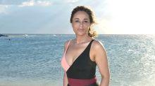Ana María Aldón relata en 'Supervivientes' que se ha sentido inferior a Rocío Jurado