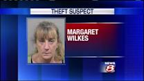 SP woman accused of stealing from elderly