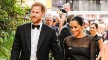 Prince Harry and Duchess Meghan name new charity after their son