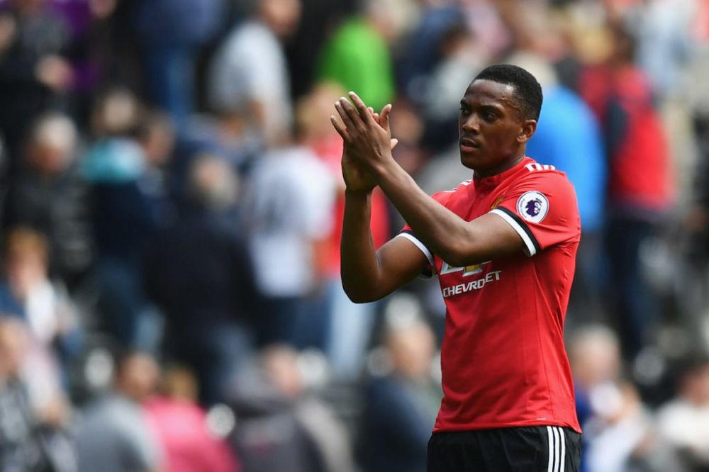 Two games, two goals: Why is Anthony Martial still being frozen out by Jose Mourinho?