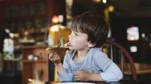Are 'noisy' children in restaurants acceptable?
