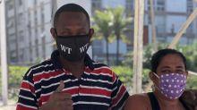 Liberação da Prefeitura não estimula volta de barraqueiros à praia