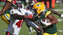 4 Downs: Packers' jet motion can't get off the ground minus injured Tyler Ervin