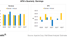 Looking ahead to Apache's 4Q17 and Fiscal 2017 Earnings