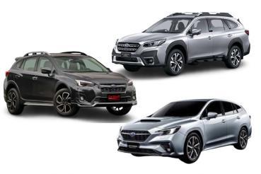 Outback、XV GT Edition、Levorg 大改款一季一新車,SUBARU 宣佈2021年新車引進計劃