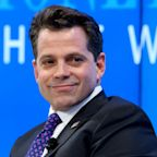 Anthony Scaramucci Apparently Has a Preference for Hair and Makeup Artists