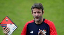 Christiansen ve positivo para Panamá el aplazamiento de las eliminatorias de la Concacaf